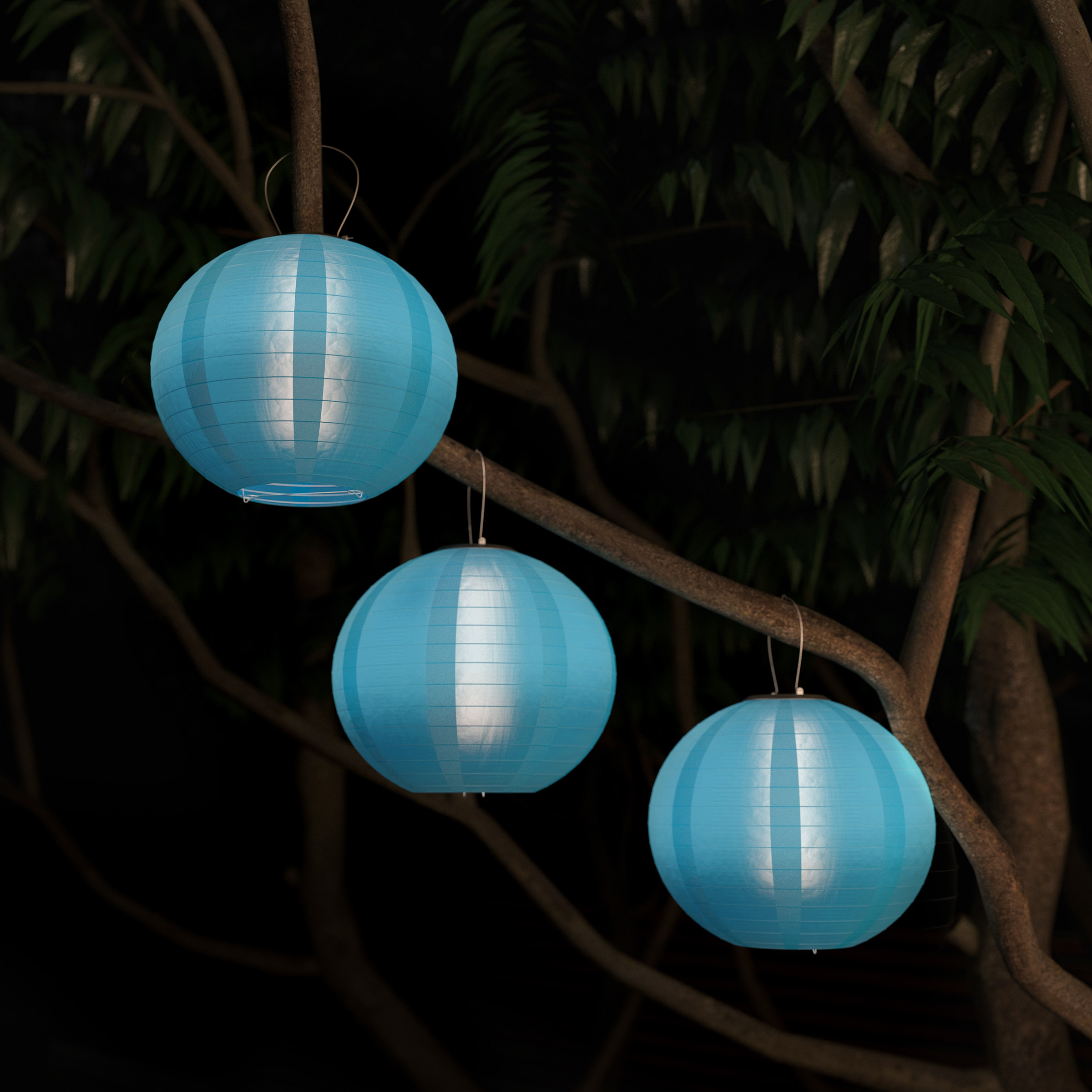 chinese lanterns hanging fabric