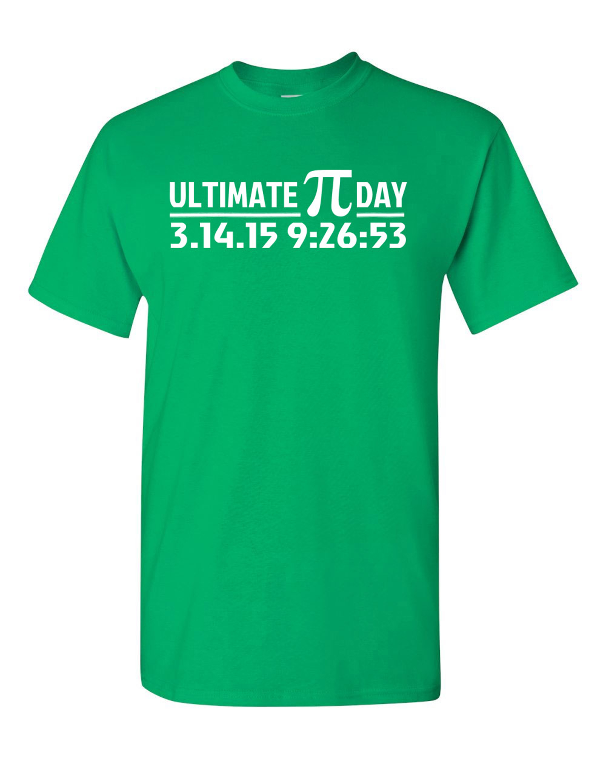 Ultimate Pi Day 3 14 Math Geek Dt Adult T Shirt Tee