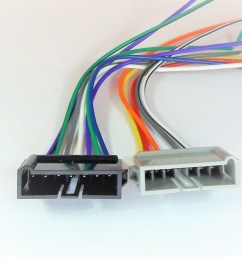 carxtc radio wire harness installs new car stereo fits plymouth gran fury 1984 to 1989 walmart com [ 2021 x 1435 Pixel ]