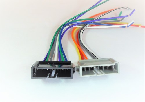 small resolution of carxtc radio wire harness installs new car stereo fits plymouth gran fury 1984 to 1989 walmart com