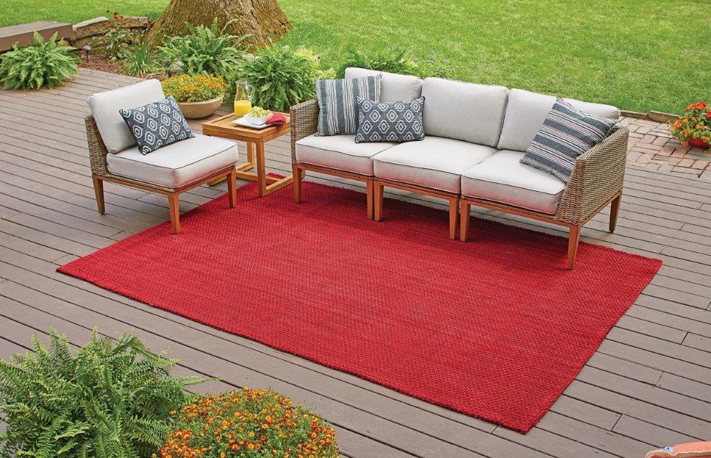better homes gardens hawthorne park indoor outdoor area rug