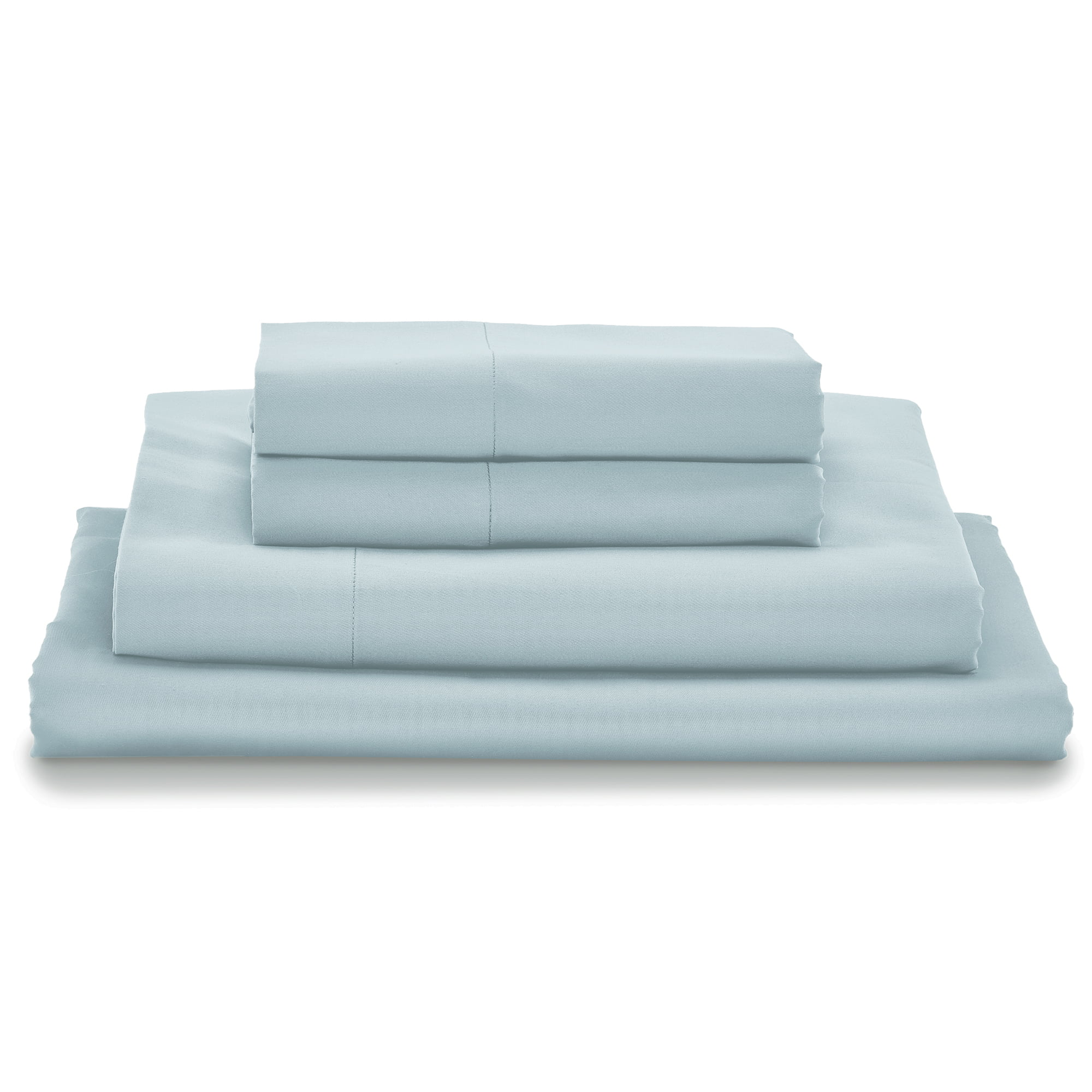 my pillow bed sheets twin xl light blue long staple cotton giza dreams bed sheet set