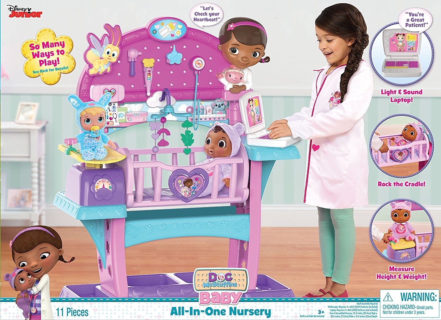 doc mcstuffins chair smyths mid back all in one nursery furniture thenurseries