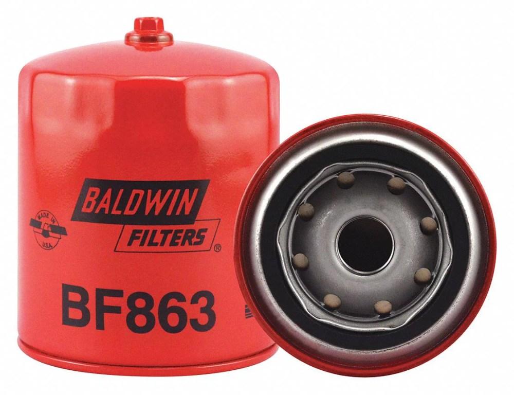 medium resolution of spin on fuel filter