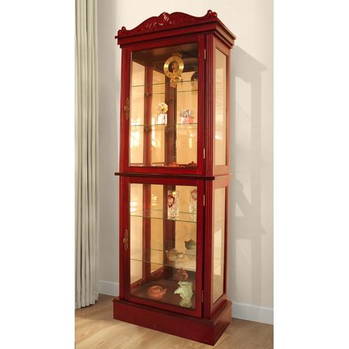 Jenlea Curio Cabinet