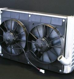 4139025m dual 11 spal fans wiring radiator for corvette bb size in sb mounts walmart com [ 3062 x 2025 Pixel ]