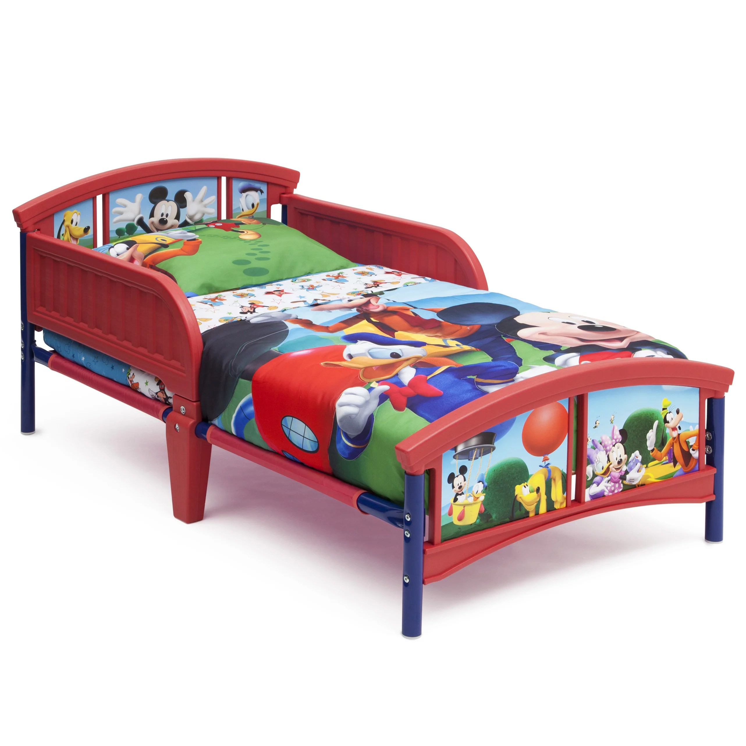 Mickey Mouse Chairs For Toddlers Delta Children Disney Mickey Mouse Plastic Toddler Bed Multiple Forms