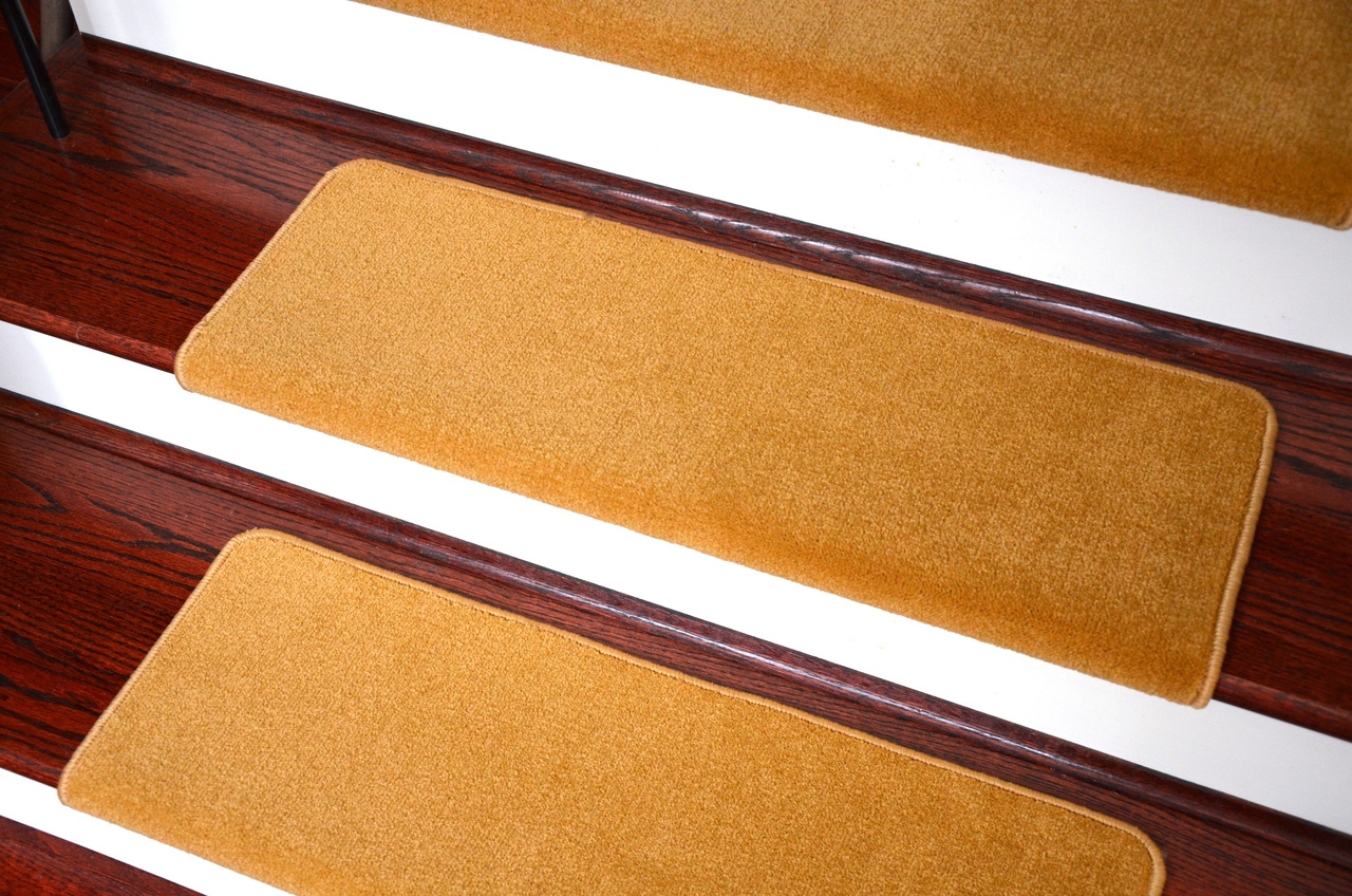 Dean Modern Diy Peel And Stick Bullnose Wraparound Non Skid Nylon | Self Stick Carpet Stair Treads | Stair Nosing | Stairway | Anti Slip | Stick Bullnose Wraparound | Beaudoin Utility Peel