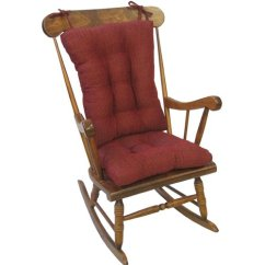 Indoor Rocking Chair Cushions Teak Dining Chairs August Grove Cushion Walmart Com
