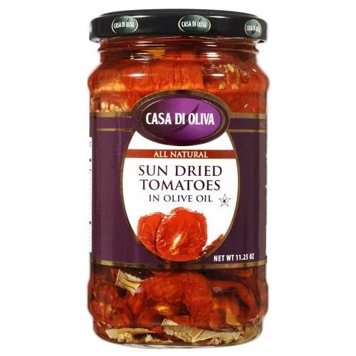 Casa Di Oliva Sun Dried Tomatoes in Olive Oil 1125 oz  Walmartcom