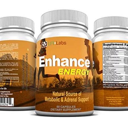 تعزيز الطاقة – دعم الدماغ الطبيعي ملحق الطاقة مع الجذر الماكا، الجينسنغ، أكاي بيري، و 14 غير المعدلة وراثيا التعزيز القدرة على التحمل، وتدعم التركيز والذاكرة، الإيدز فقدان الوزن، ويحمي الخلايا – 60 كبسولات dd63493a fd03 48b2 8d29 6dd99178cb7d 1