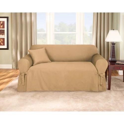 sure fit logan sofa slipcover billige sofaer sverige walmart com