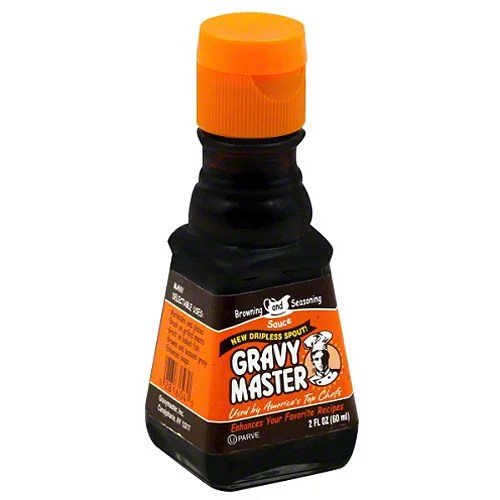 Gravy Master Browning and Seasoning Sauce 2 fl oz Pack