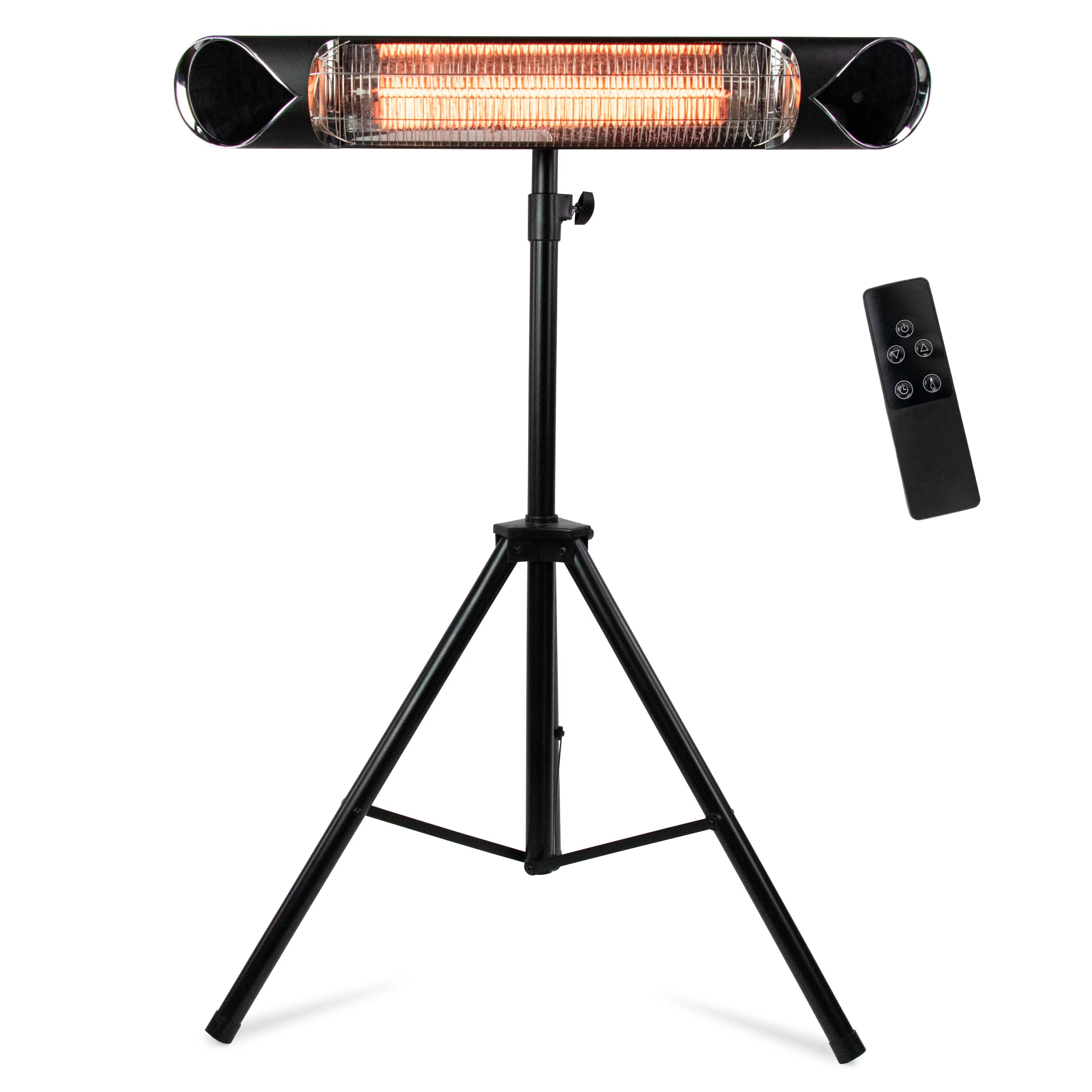 briza patio heater infrared patio heater for indoor outdoor use 1500watt mount to ceiling wall