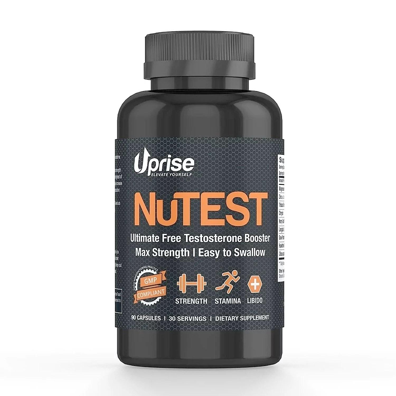 NuTEST | Natural Testosterone Booster - Walmart.com ...