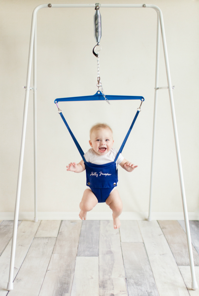Jolly Jumper on a Stand for Rockers - Walmart.com