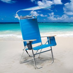 Surf Gear Big Daddy Beach Chair Fabric Desk Chairs With Arms Walmart Com Product Image Copa 4 Position Tycoon Canopy