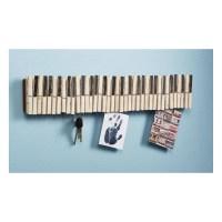Piano Keys Note Holder Wall Art - Walmart.com