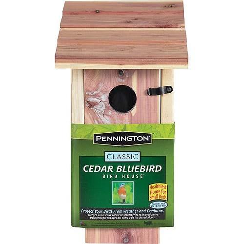 Pennington Cedar Bluebird Wild Bird House 1 Unit