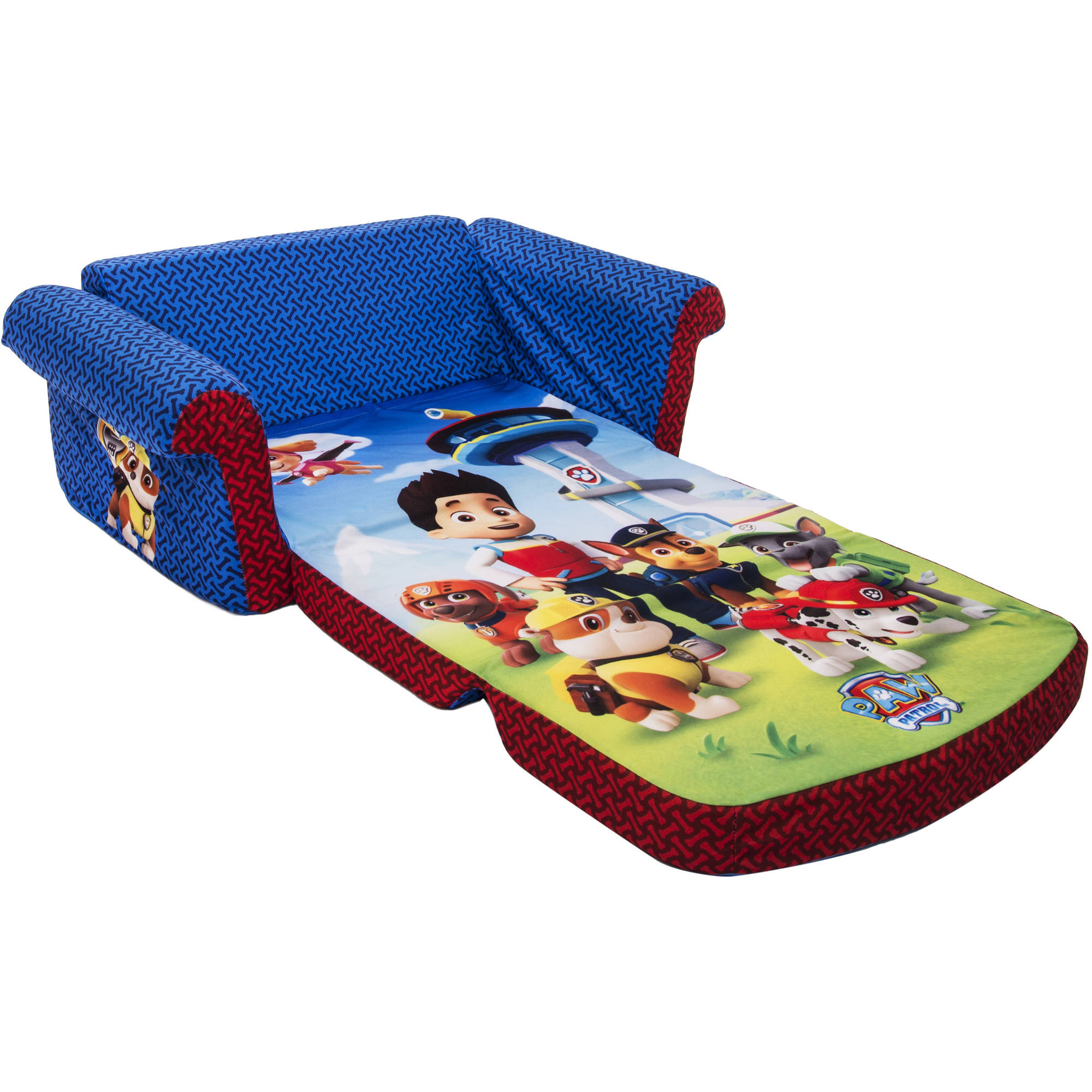 paw patrol flip open sofa target ashley furniture darcy cleaning  review home decor