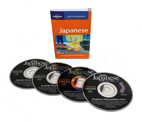 Instant Immersion Learn Speak Japanese Language 4