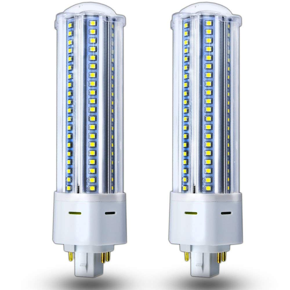 medium resolution of bonlux 22w led gx24q g24q 4 pin pl retrofit lamp 42w cfl equivalent gx24 led recessed light bulb 360 degree beam angle remove bypass the ballast