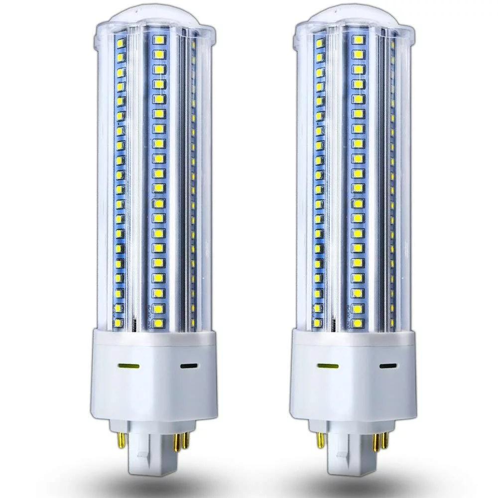 hight resolution of bonlux 22w led gx24q g24q 4 pin pl retrofit lamp 42w cfl equivalent gx24 led recessed light bulb 360 degree beam angle remove bypass the ballast