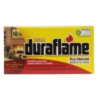 Duraflame Xtra 4-Hour Firelogs, 6 lb, 6pc - Walmart.com