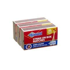 Kitchen Matches Buy Cabinet Doors Diamond 250 Count 3pk Walmart Com