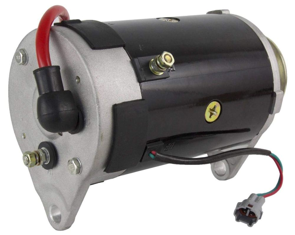 medium resolution of new starter generator for yamaha golf cart g16 g19 g20 g21 g22 1996 2003 2 yr warranty walmart com