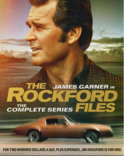 The Rockford Files The Complete Series