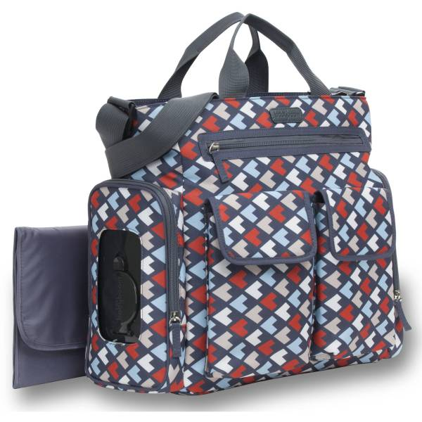 Baby Boom Multi Geo Tote Diaper Bag Inventory Checker Brickseek