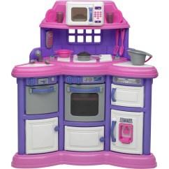 American Plastic Toys Custom Kitchen Vent Playtime Walmart Com