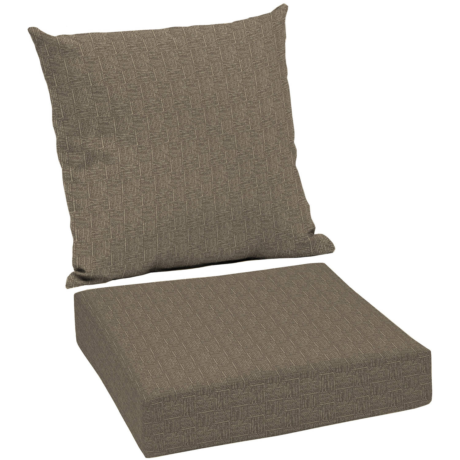 48 high back outdoor chair cushions without backrest blazing needles floral 72 inch spun poly chaise
