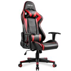Computer Chair Walmart Desk Asda Merax High Back Gaming Ergonomic Design Office Racing Style