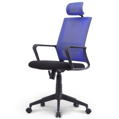 Back Support For Office Chair Walmart Nailhead Leather Conference High Mesh Desk Task