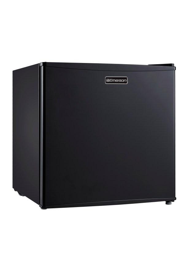 Emerson Compact Single Door Refrigerator Mini Fridge Cr160be 1.6 Cu Ft Black