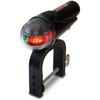 SeaSense LED Clamp-on Bow Light, Red/Green - Walmart.com