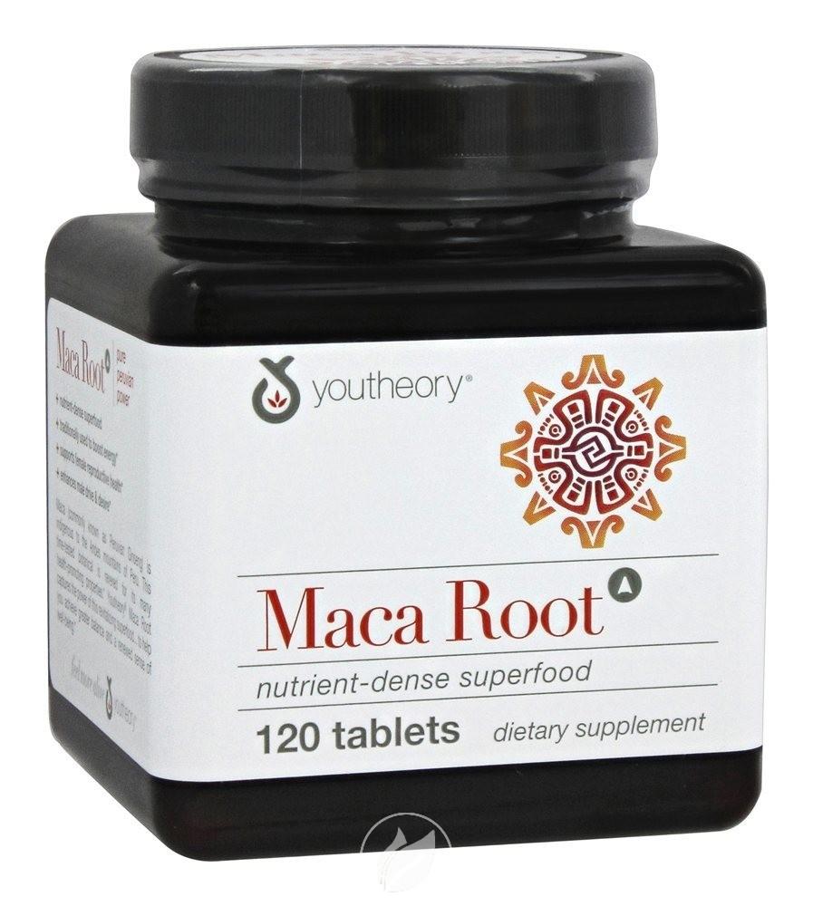 Youtheory Maca Root 120 Tablet - Walmart.com - Walmart.com