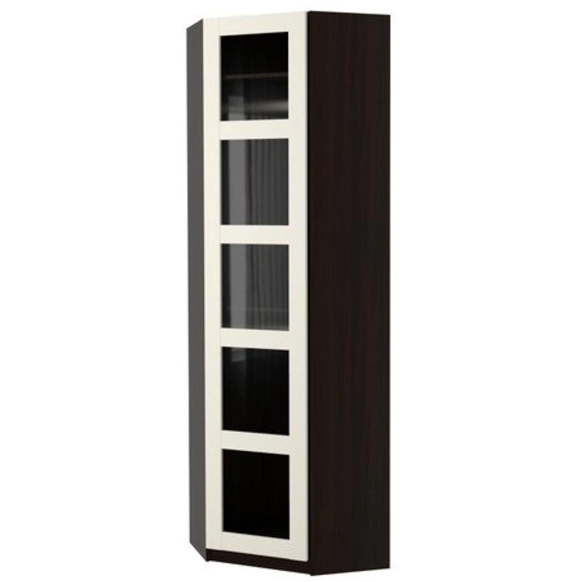 Ikea Garderobekast Pax Bergsbo.Ikea Wardrobe Black Furniture Brimnes Wardrobe With 3 Doors Black