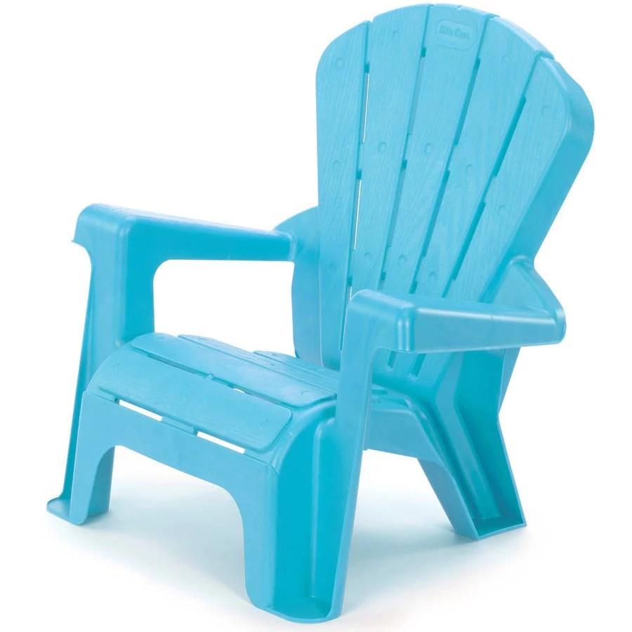 little tikes garden chair red