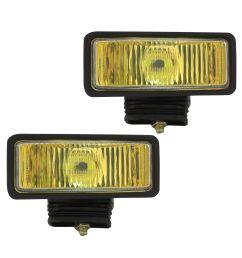 pilot automotive nv 104 2 x 6 h3 55 watt amber fog lights size 6 1 8 l x 2 1 4 x 2 1 8 walmart com [ 2000 x 2000 Pixel ]