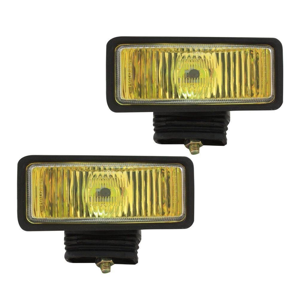 medium resolution of pilot automotive nv 104 2 x 6 h3 55 watt amber fog lights size 6 1 8 l x 2 1 4 x 2 1 8 walmart com