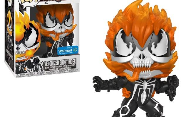 Funko Pop Marvel Marvel Venom Venom Ghost Rider