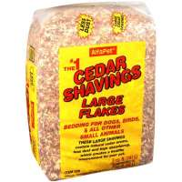 Alphapet: Cedar 5 Cu. Ft. Shavings, 141 l - Walmart.com
