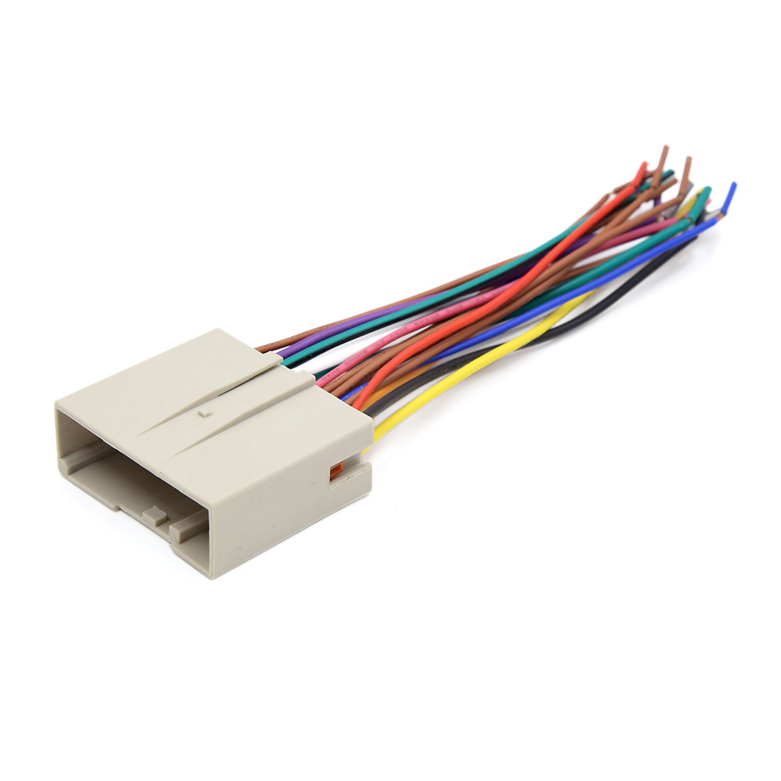 medium resolution of car radio stereo wiring harness female adapter for buick lacrossecar radio stereo wiring harness female adapter