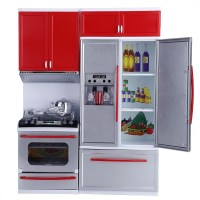 EECOO Kitchen Role Play Toys,Mini Kitchen Pretend Role ...