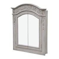 Lido 36 Inch Mirror Medicine Cabinet - Walmart.com