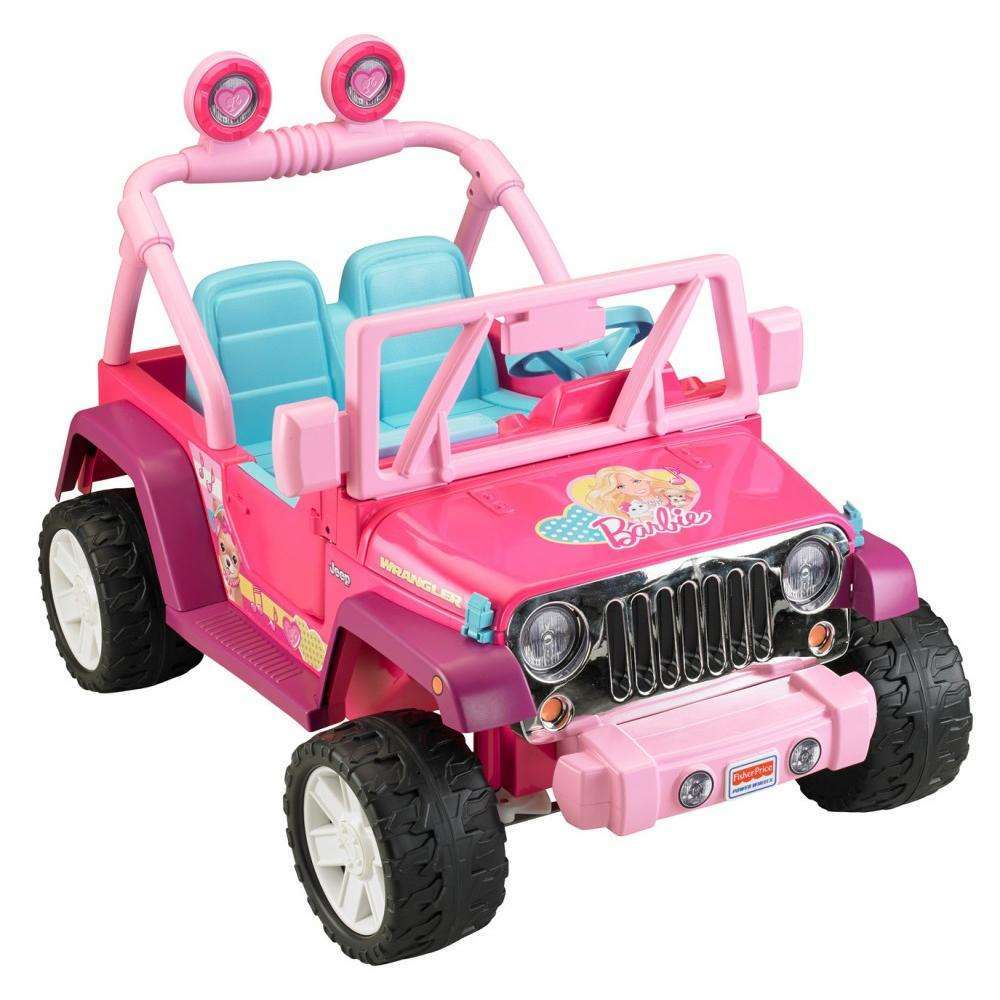 hight resolution of fisher price power wheels barbie jammin jeep walmart com barbie jammin jeep wiring diagram