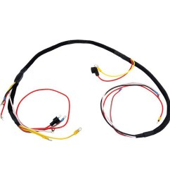 8n14401b wiring harness for ford new holland tractor 8n with front mount distributor walmart com [ 1000 x 1000 Pixel ]